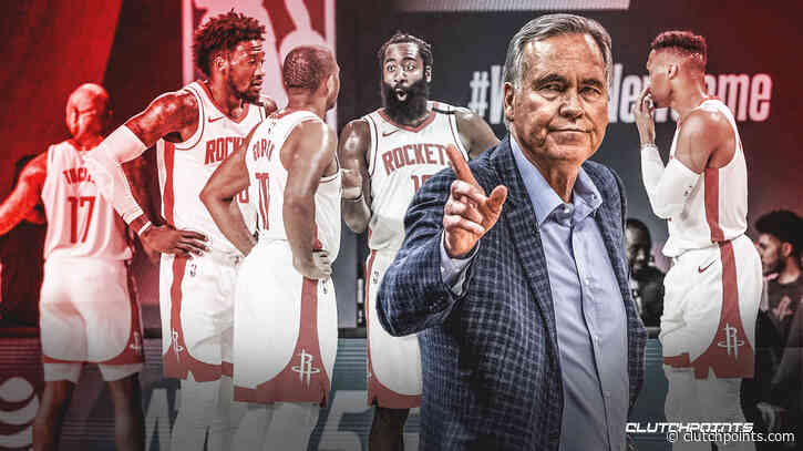 Mike D'Antoni not yet satisfied with Rockets' defense as playoffs near - ClutchPoints