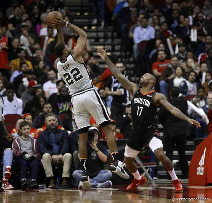 Houston Rockets vs. San Antonio Spurs: How to watch, time, injury report - Space City Scoop