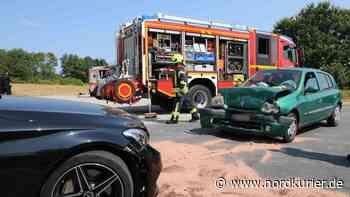 Schwerer Unfall auf Rastplatz bei Rostock - Nordkurier