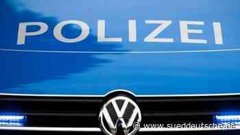 Ermittlungen wegen Graffiti an Zügen in Ostsachsen - Süddeutsche Zeitung
