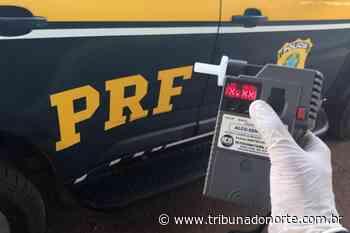 Em Pau dos Ferros, homem é preso após dirigir sob efeito de álcool - Tribuna do Norte - Natal