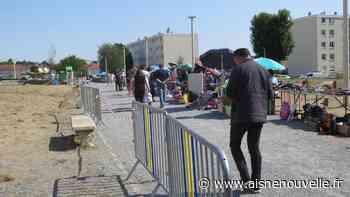 Maintenue, la brocante du quartier de la Résidence à Chauny a ravi les amateurs de bonnes affaires ce samedi - L'Aisne Nouvelle