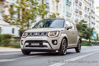 Suzuki Ignis mit Facelift und neuem Hybrid System   stadtlandzeitung - stadtlandzeitung