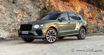 2021 Bentley Bentayga first drive review: Better in all the right ways     - Roadshow
