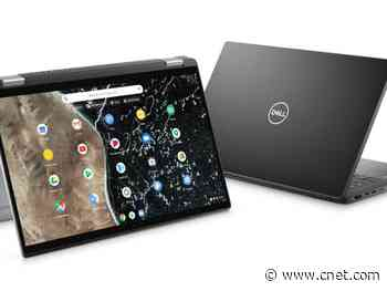 Dell Latitude 7410 Chromebook Enterprise is built for the work-anywhere crowd     - CNET