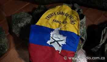 Un muerto y cuatro heridos dejan combates entre disidencias de Farc en Cauca - W Radio