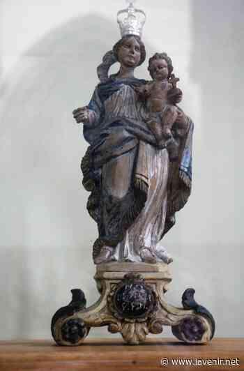 Saga d'une statue volée (Comines-Warneton) - l'avenir.net