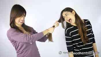 Zwei Frauen gerieten sich in Marktredwitz in die Haare - Wochenblatt.de