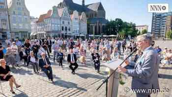 Rostock gedenkt verstorbenem William Wolff