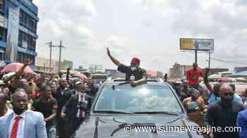 Kalu shuts down Aba as he attends Requiem Mass for Tonimas - Daily Sun