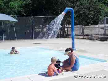 Lake Johnson Pool closes after participant tests positive for coronavirus