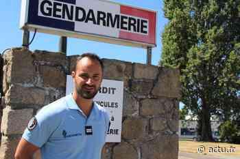 Gendarmerie : un nouveau commandant de brigade à Paimpol - actu.fr