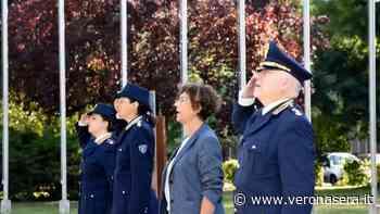 Vedova del caposcorta del giudice Falcone alla Scuola di Polizia di Peschiera - Verona Sera