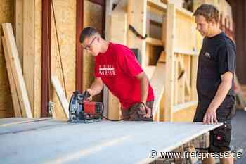 Baubranche sucht dringend Fachkräfte - Freie Presse