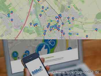 "Radfahrer können Problemstellen melden: Plattform ""RADar!"" verfügbar - Mettmann - Supertipp Online"