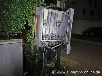 Lauter Knall in Metzkausen reißt Anwohner aus dem Schlaf - Mettmann, Top - Supertipp Online