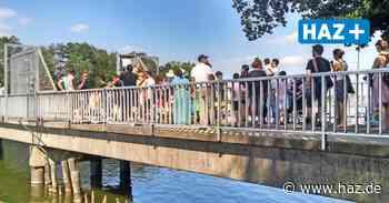 Stadt Wunstorf will bei Limit von 2000 Badeinsel-Gästen bleiben - Hannoversche Allgemeine