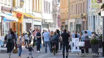 La relance éco : à Mulhouse, les commerçants ravis des soldes post-confinement - France Bleu