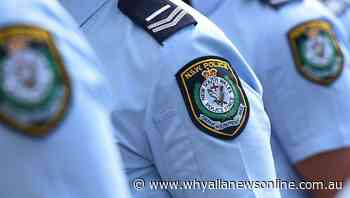 NSW cop guilty of grabbing worker's breast - Whyalla News