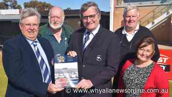 Stats and stories: League launch 100-year book - Whyalla News
