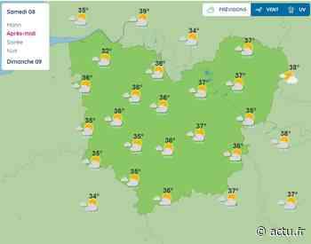 """La météo """"caniculaire"""" de ce week-end à Pont-Audemer - L'Eveil de Pont-Audemer"""
