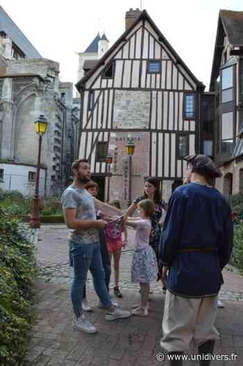 Rallye patrimoine autour des façades de Pont-Audemer Office de Tourisme de Pont-Audemer Pont-Audemer - Unidivers