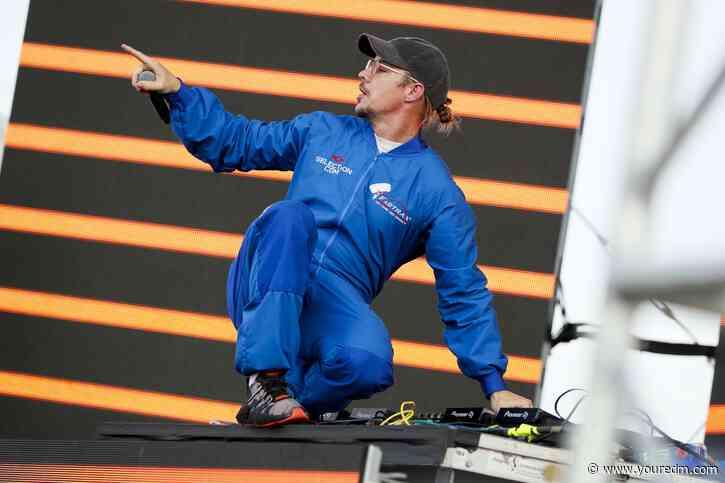 "Diplo Drops Unexpected Bass Remix for Glass Animals' ""Heat Waves"" [LISTEN]"