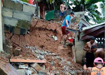 Fuertes lluvias afectaron diecinueve viviendas en el corregimiento de Cativá - Panamá América