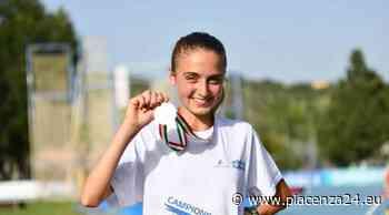 Atletica Piacenza, Emma Casati brilla anche a Rovereto - Piacenza24