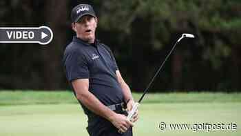 Die besten Schläge von Phil Mickelson im Video - Golf Post
