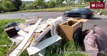 """Landratsamt Ravensburg warnt vor """"illegalen Abfallsammlungen"""" - Schwäbische"""