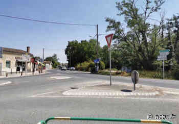 Gironde. Beautiran : l'aménagement du giratoire des Ponts sur la route départementale 1113 - Le Républicain