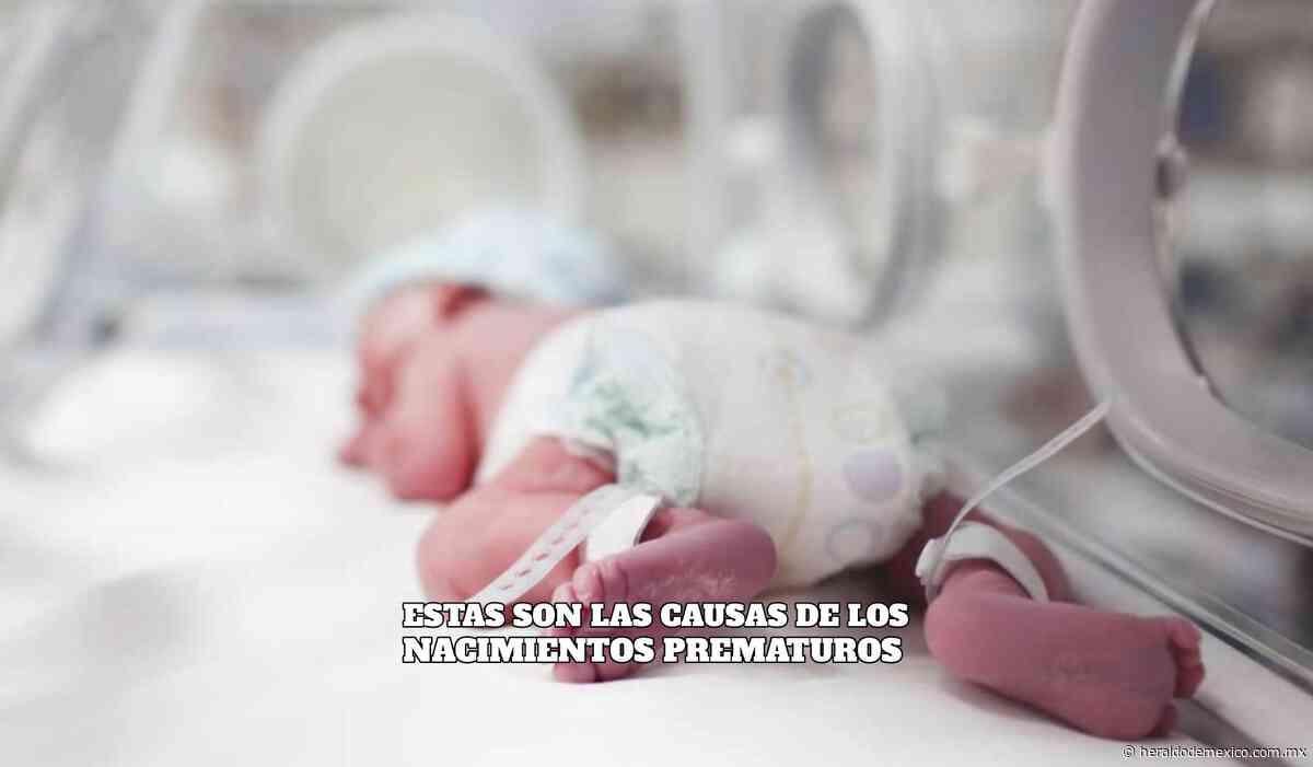 Bebés prematuros: ¿Qué puede causar que tu bebé nazca antes? - Heraldo de México