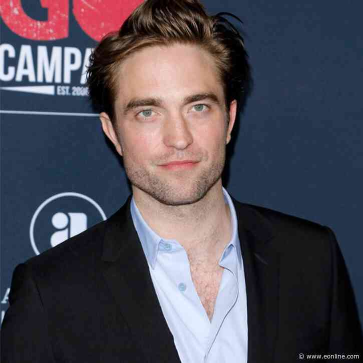 "Why Robert Pattinson Had to Fake a ""Family Emergency"" to Land Batman Role - E! NEWS"