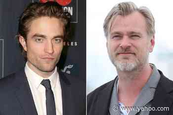 Robert Pattinson Lied to Christopher Nolan About a 'Family Emergency' to Secretly Audition for Batman - Yahoo! Voices
