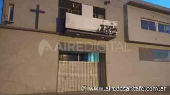 Desvalijaron un templo evangélico en el barrio San José - Aire de Santa Fe