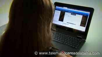 Entregan equipos tecnológicos a estudiantes en San José - Telemundo Area de la Bahia