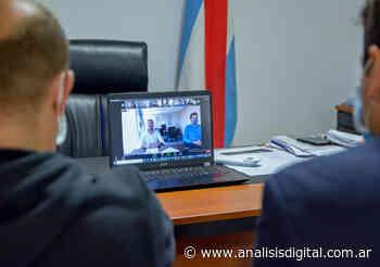 San José: Bastian dialogó con el ministro de Turismo y Deportes de la Nación - Análisis Digital