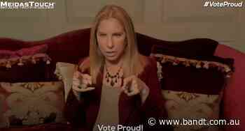 Barbra Streisand Lends Voice To Campaign Calling On The LGBTQI+ To Oust Trump