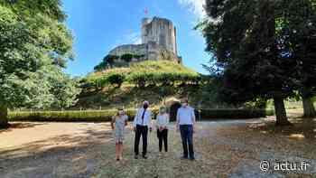 Eure. Un été de travaux au château de Gisors - L'Impartial