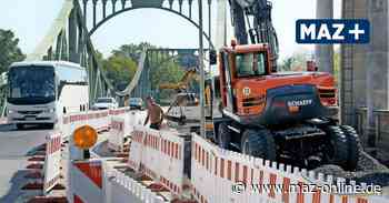 Verkehr: Königstraße nach Wannsee gesperrt – Staus in Potsdam - Märkische Allgemeine Zeitung