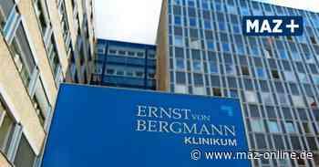 Potsdam: Verdi ruft Mitarbeiter des Bergmann-Klinikums zur Demonstration auf - Märkische Allgemeine Zeitung
