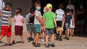 Schulbeginn in Potsdam: Start in die neue Normalität - Potsdam - Startseite - Potsdamer Neueste Nachrichten