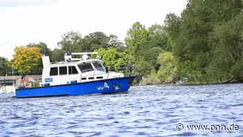 Hausfloß und Motorboot gesunken: Havarien auf Zernsee und Schwielowsee - Potsdam - Startseite - Potsdamer Neueste Nachrichten