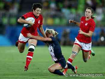 Napanee's Benn women's rugby sevens player of the year - The Kingston Whig-Standard