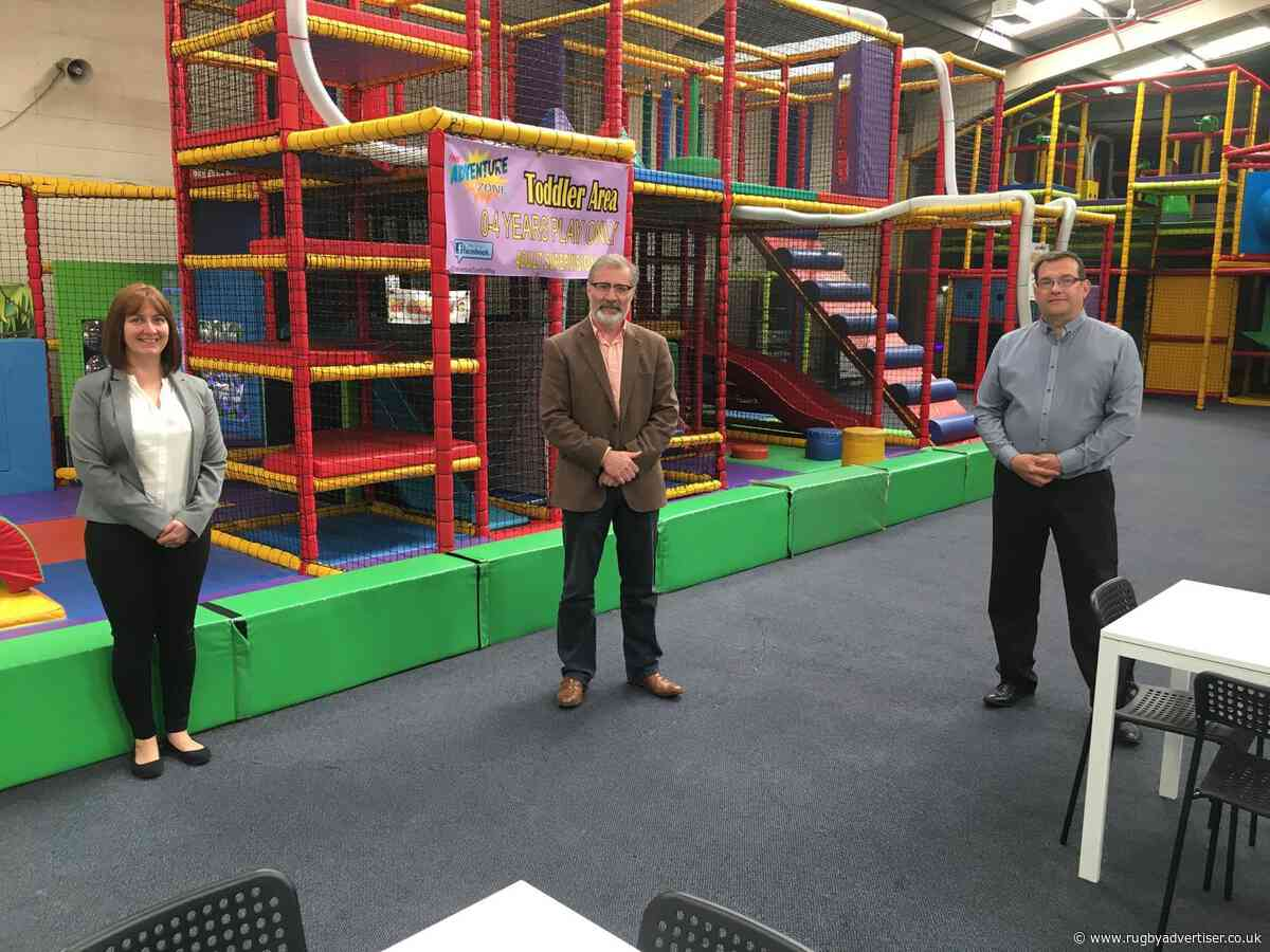 Rugby MP calls on Prime Minister to allow soft play centres to reopen - Rugby Advertiser