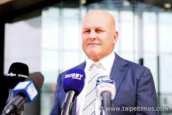 Australia sets N Zealand a Super Rugby deadline - 台北時報