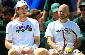 Andy Murray is still world class - says coach Jamie Delgado - Boxscore