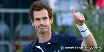 Andy Murray 'super determined to get back to competing against the best', says his coach - Tennis365