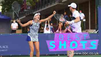 Murray & Broady win penultimate Battle of the Brits match - BBC Sport